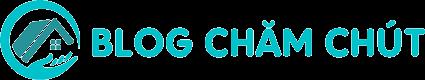 blog chăm chút logo