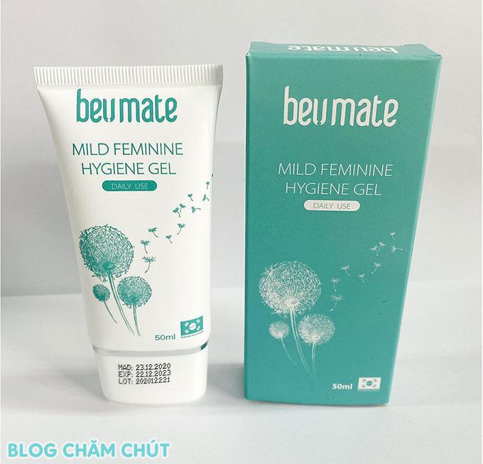 dung dịch vệ sinh cốc nguyệt san beumate