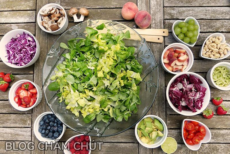 ngày đèn đỏ nên ăn thực phẩm giàu vitamin