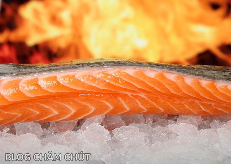 ngày đèn đỏ nên ăn thực phẩm trong nhóm axit omega 3