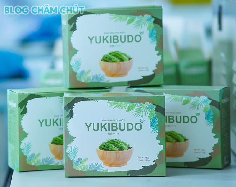review rong nho yukibudo có tốt không